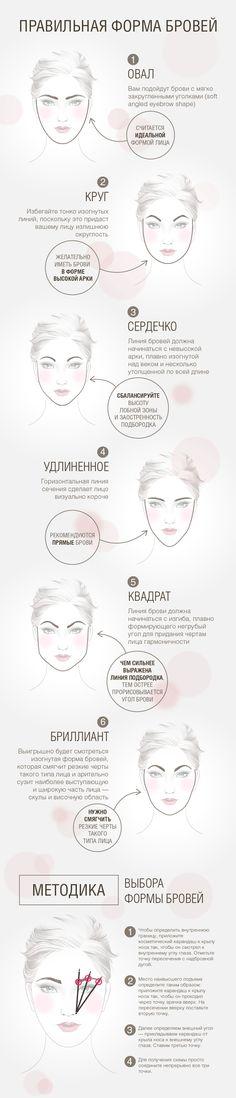 In Russian but the pics are self explanatory Eyebrows, Eyeliner, Eyeshadow, Beauty Make Up, Hair Beauty, Beauty Secrets, Beauty Hacks, Makeup Tips, Hair Makeup
