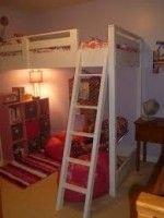 under bed storage room