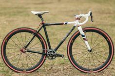 Mo Bruno Roy's Seven Mudhoney Pro Singlespeed 'Cross - The Radavist Single Speed Road Bike, Garage Bike, Road Bike Women, Mode Of Transport, Bicycle Design, Album, Road Bikes, Road Cycling, Touring