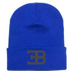 Bugatti Logo Knit Cap