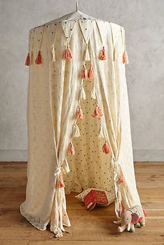 Fanciful Play Tent from anthropologie