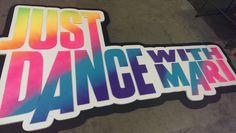 Just Dance DJ Sign