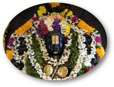 Today's Darshan Lord Balaji @ISKCONPune (06-02-13)