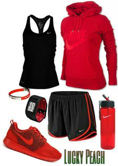 Nike shoes outlet, fitness outfits, sporty outfits, nike outfits, fitness w Nike Outfits, Fitness Outfits, Sporty Outfits, Athletic Outfits, Athletic Wear, Fitness Fashion, Sport Fashion, Look Fashion, Womens Fashion