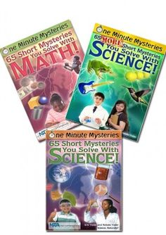 Math+Science Mysteries