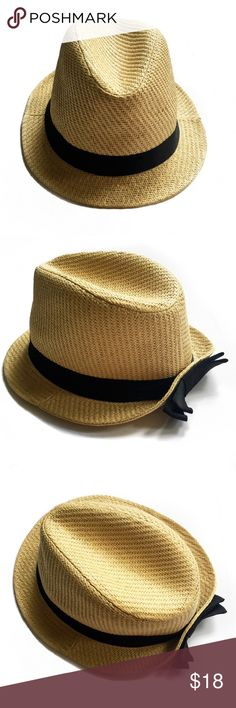 ✨HP✨ U r b a n O u t f i t t e r s • F e d o r a Urban Outfitters 'Pins and Needles' Fedora Straw Hat-One Size.                                                ✨ HP • Style Crush Party • 8/07/16 ✨ Urban Outfitters Accessories Hats