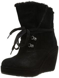 3c8d8ffdd04 awesome Rocket Dog Womens Barney Boots Black 5 UK