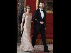 El estilo de Letizia, la futura reina de España (© Rex Features)