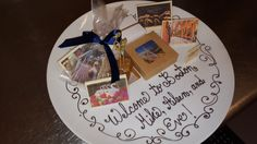 "Our Westin Boston Waterfront Signature: ""welcome to Boston"" amenity featuring popular boston landmarks on assorted treats"