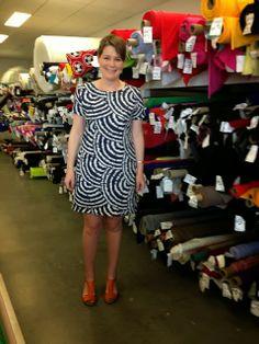Merchant & Mills. Camber Dress.