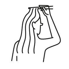 Ramen Girl / illustration Michal Loba