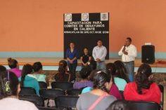 -En Ahuacatlán de Guadalupe, San Pedro Escanela y Cabecera Municipal. Ahuacatlán de Guadalupe, Pinal de Amoles, Qro. 19 de octubre...