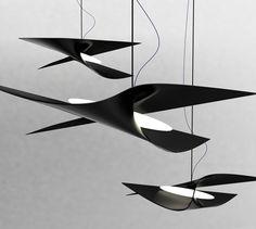 New Life, a conceptual pendant lights by Natalia Rumyantseva. This creative design won Design and Design International Award in Paris, France 2015.
