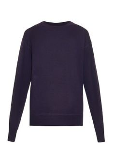 Fiji cashmere and silk-blend knit sweater | Isabel Marant | MATCHESFASHION.COM US