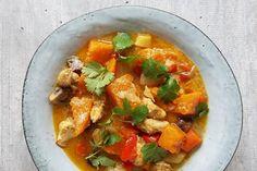 Kokos kip curry