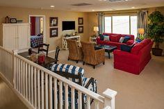 The Oleander Plan at Arroyo Norte | Phoenix, AZ traditional-living-room
