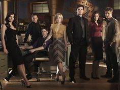 smallville <3 such a good show, and such an attractive cast.