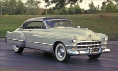 The Cadillacs that shaped Cadillac1949 Series 62 Coupe DeVille