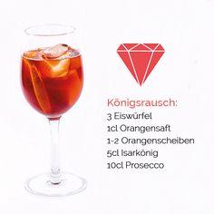 Ein leichter, erfrischender Cocktail für zwischendurch. Ob an heissen Sommertagen oder beim Feiern im Club - immer die richtige Wahl!