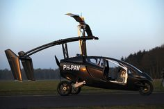 PAL V Flying Car is Successfully Concluded the Test Fly