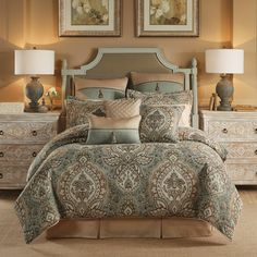 Best Bedding Sets For Couples Country Bedding Sets, Best Bedding Sets, King Comforter Sets, Luxury Bedding Sets, White Duvet Covers, Grey Bedding, Aqua Comforter, Modern Bedding, Cool Beds