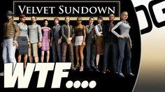 WTF IS THIS!!! ODDEST GAME EVER - Velvet Sundown Gameplay w/ WeaselZone