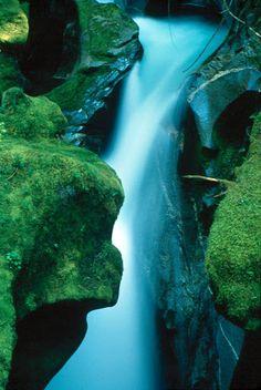 Ladder Creek Falls, Newhalem, WA   © Marsha K. Russell