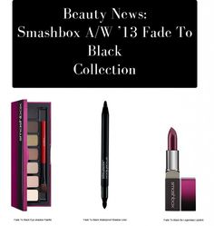 With #purple hues which shook the catwalks and with an array of shades and textures, #smashbox has brought a new collection to the #beauty world, which we think is truly fabulous! #makeup #AW13 #G http://www.groomedandglossy.com/beauty-news-smashbox-aw-13-fade-to-black-collection/