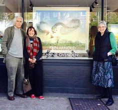 Ann Arnold with her husband Graham and (right) Annie Ovenden Stanley Spencer, Peter Blake, Aunts, Graham, Husband, Paintings, Music, Artist, Musica