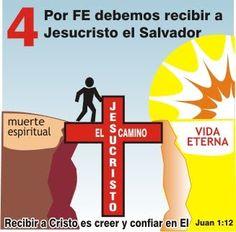 Debemos creer que la muerte del Hijo de Dios es suficiente para salvarnos de ir al infierno