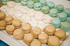 French Macarons. CRAVE Catering, Minneapolis MN.