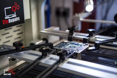 BGA connections usually fail due to heat cycles, age, exposure to heat and bad #PCB or Cooling design. At #TFix we #rework all kind of boards, from iPhone audio IC, HP laptop #motherboards, #Macbook Pro Logic Boards to high cost telecom equipment PCBs.