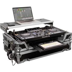 The is been manufactured and branded by pioneer electronics, they have been the producer of this very product right from early Recording Studio Home, Home Studio Music, Audio Studio, Dj Equipment For Sale, Dj Dj Dj, Dj Stand, Dj Setup, Dj Gear, Better Music