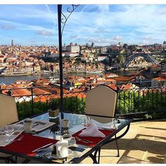 Perfect day at The Yeaman Hotel.  #hotels #travel #winelovers #douro #porto #perfect #luxury #hotel #porto