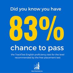 English Proficiency Test-TrackTest Blog: How valid and reliable is our English placement te...