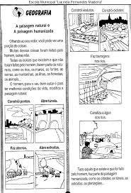 Sala De Aula Da Profª Meire Geografia Paisagem Natural E