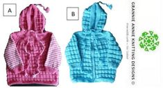 Baby's Jackets knitting pattern