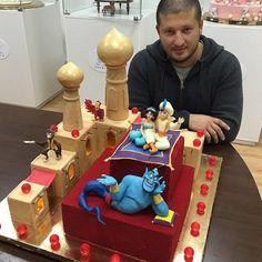 Realistic cakes Renat Agzamov (31 photos)