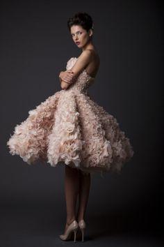 Krikor Jabotian   Autumn/Winter 2014 Haute Couture