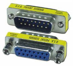 DB15 Pin Male to Female Port Adapter Mini Gender Changer  http://www.autodiagnosticobd.com/db15-pin-male-to-female-port-adapter-mini-gender-changer-wholesale-auto-diagnostic-2101.html
