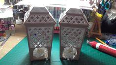Achterkant lantaarn