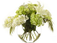 John Richard Traditional Elegance Floral Arrangement
