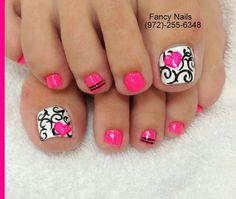 Chevron nails for teens 2014 pretty toe nails, cute toe nails, cute toes,. Pretty Toe Nails, Cute Toe Nails, Get Nails, Toe Nail Art, Fancy Nails, Love Nails, Pretty Toes, Pedicure Designs, Manicure E Pedicure