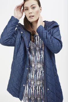 Spring 2016, Maine, Raincoat, Winter Jackets, Label, Fashion, Rain Jacket, Winter Coats, Moda