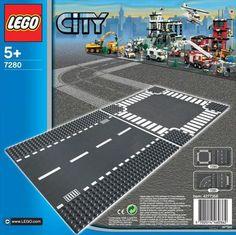 """LEGO. City. """"Перекресток"""""""