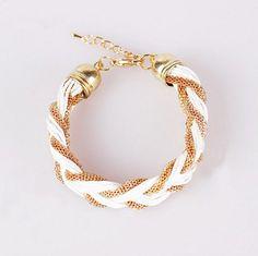 Fine Bracelets 13g Faithful Elegant Modern Triple Twist Sterling Silver Open Cuff Bangle Bracelet