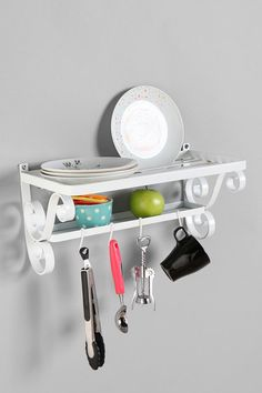 definitely something like this for the kitchen as a spice rack. hurry up and put it on sale, urban outfitters