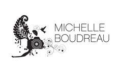 Michelle Boudreau Design  Logo & Stationary