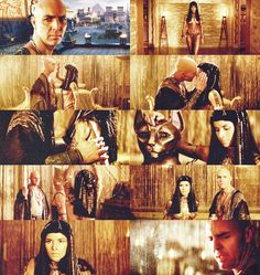 Imhotep + Anck-su-namun; the beginning of the end