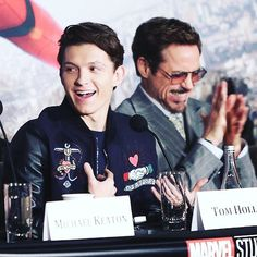 My two fav people in the whole marvel universe